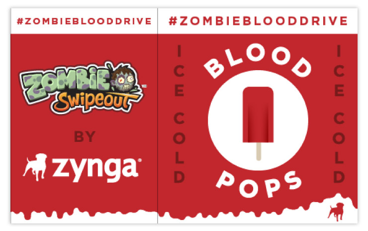 Cooler Wraps for Zynga by Fuzzco