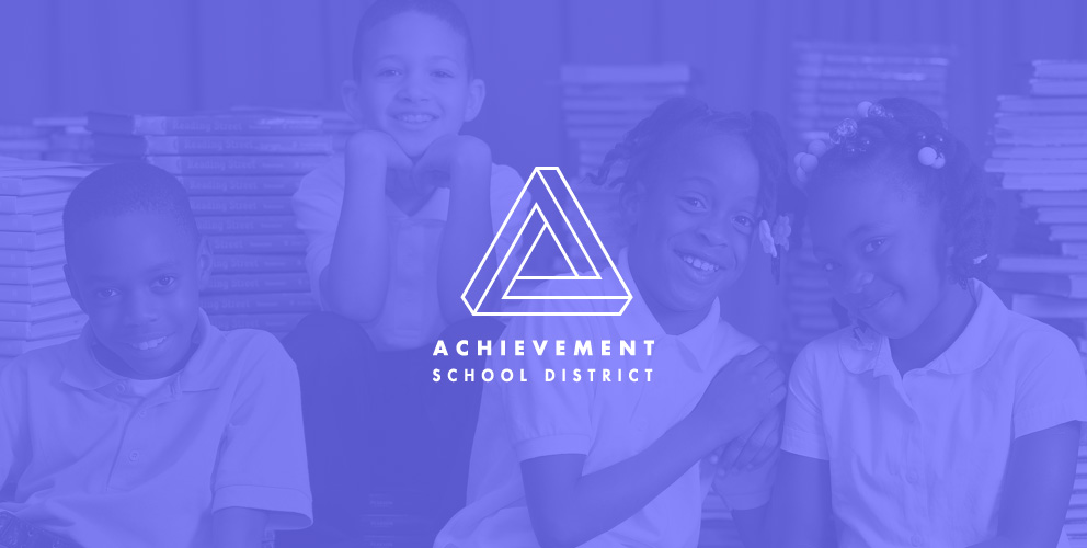 Designed for Achievement School District by Fuzzco